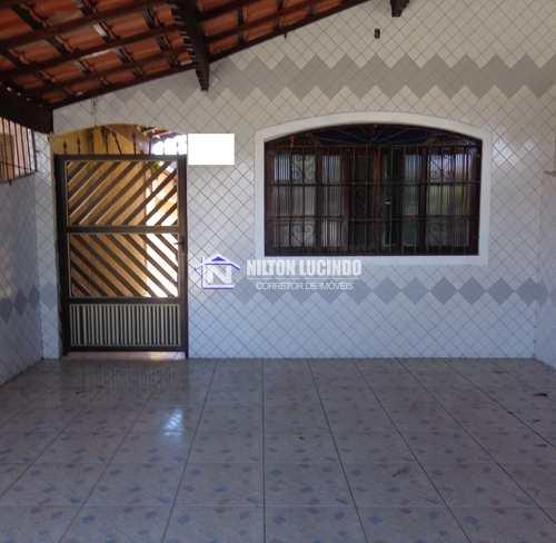 Casa, código 10413 em Praia Grande, bairro Maracanã