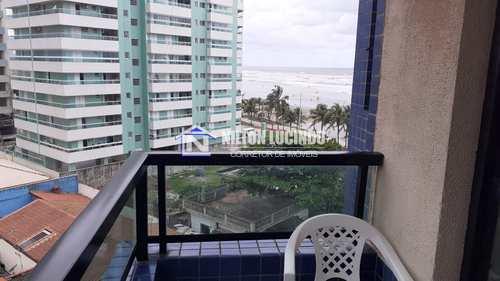 Apartamento, código 10415 em Praia Grande, bairro Real