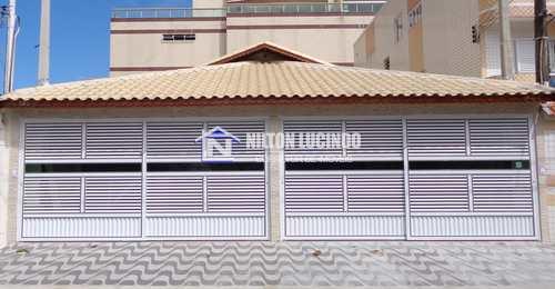 Casa, código 10450 em Praia Grande, bairro Ocian