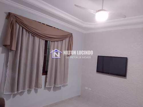Casa, código 10453 em Praia Grande, bairro Maracanã