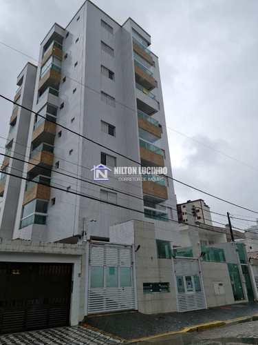 Apartamento, código 10454 em Praia Grande, bairro Guilhermina