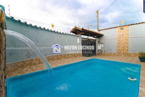 Casa, código 10463 em Praia Grande, bairro Caiçara