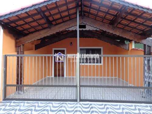 Casa, código 10474 em Praia Grande, bairro Caiçara