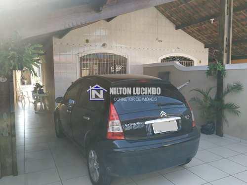 Casa, código 10477 em Praia Grande, bairro Maracanã