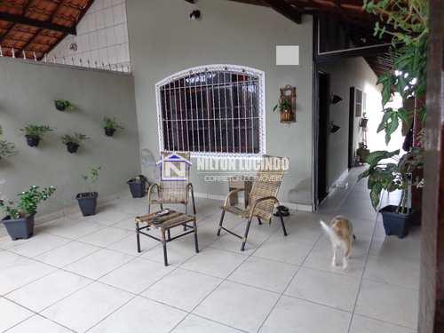 Casa, código 10481 em Praia Grande, bairro Maracanã