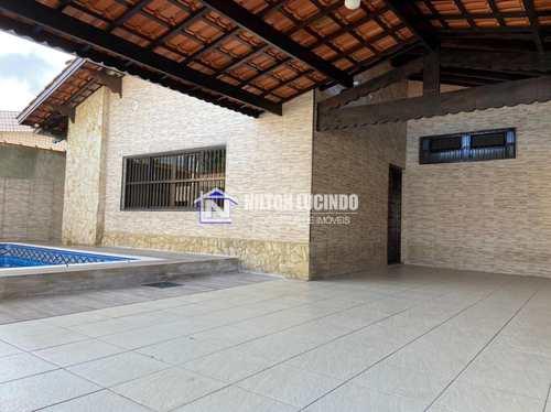 Casa, código 10493 em Praia Grande, bairro Caiçara
