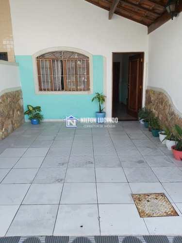 Casa, código 10505 em Praia Grande, bairro Maracanã