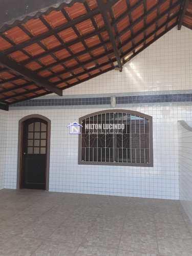 Casa, código 10510 em Praia Grande, bairro Maracanã