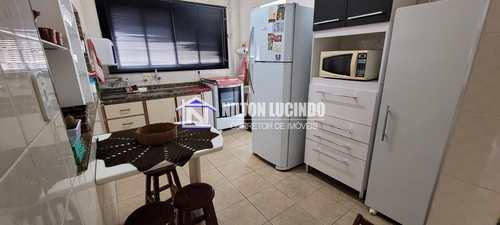 Apartamento, código 10515 em Praia Grande, bairro Caiçara