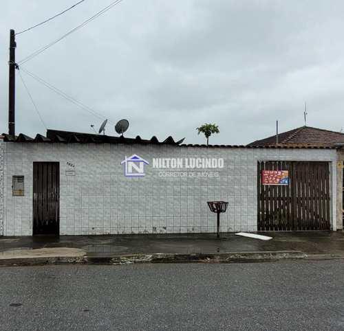 Casa, código 10516 em Praia Grande, bairro Anhanguera