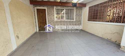 Casa, código 10535 em Praia Grande, bairro Guilhermina