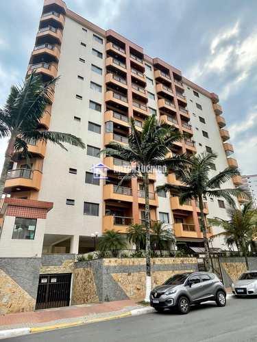 Apartamento, código 10541 em Praia Grande, bairro Caiçara