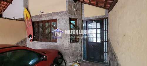 Casa, código 10545 em Praia Grande, bairro Maracanã