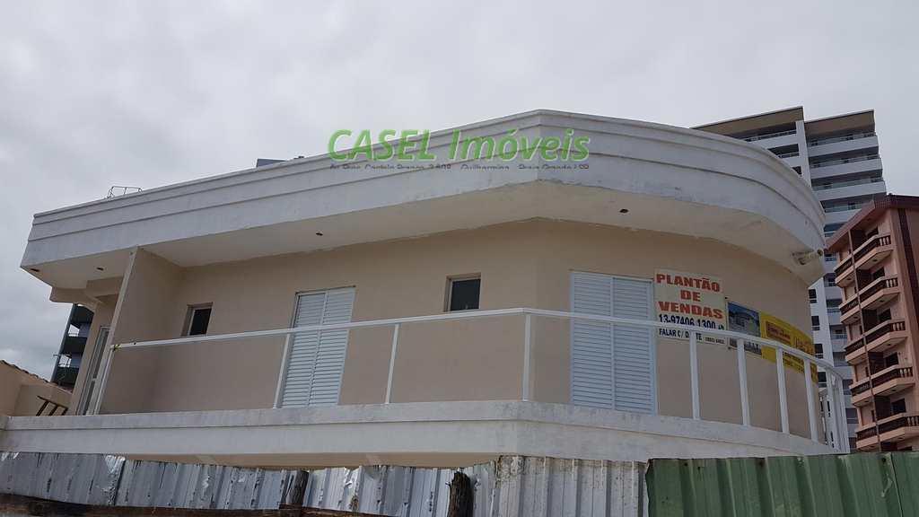 Sobrado de Condomínio em Praia Grande, bairro Vila Caiçara