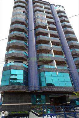 Apartamento, código 803273 em Praia Grande, bairro Guilhermina