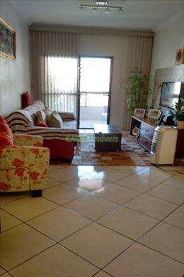 Apartamento, código 803267 em Praia Grande, bairro Guilhermina