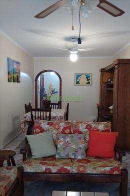 Apartamento, código 803270 em Praia Grande, bairro Guilhermina
