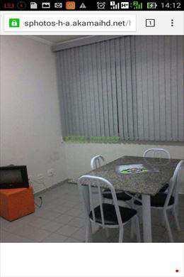 Apartamento, código 803230 em Praia Grande, bairro Guilhermina