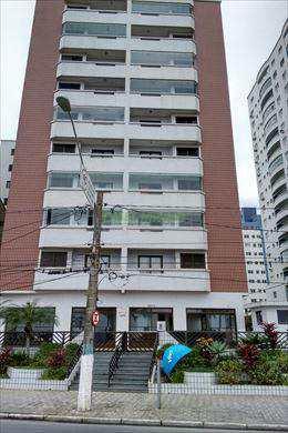 Apartamento, código 803190 em Praia Grande, bairro Guilhermina