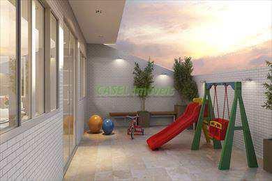Apartamento, código 803173 em Praia Grande, bairro Ocian