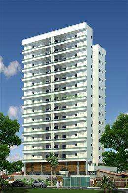 Apartamento, código 803171 em Praia Grande, bairro Guilhermina