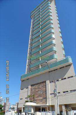 Apartamento, código 803165 em Praia Grande, bairro Guilhermina