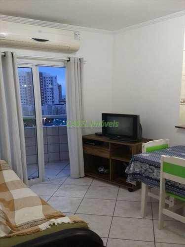 Apartamento, código 803406 em Praia Grande, bairro Guilhermina