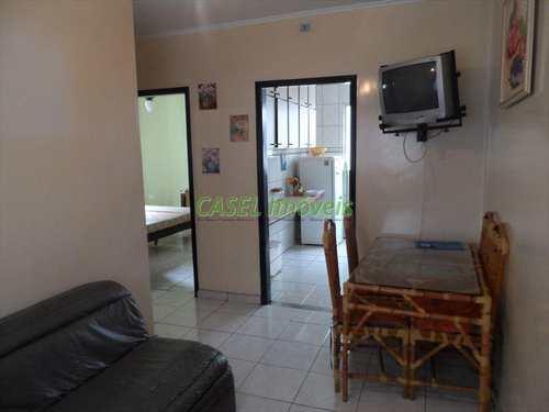 Apartamento, código 803405 em Praia Grande, bairro Guilhermina