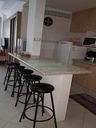 Apartamento, código 803403 em Praia Grande, bairro Guilhermina