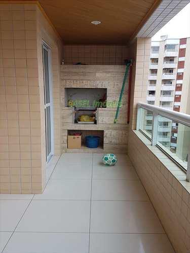 Apartamento, código 803397 em Praia Grande, bairro Guilhermina