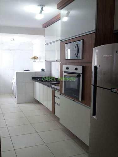 Apartamento, código 803386 em Praia Grande, bairro Guilhermina