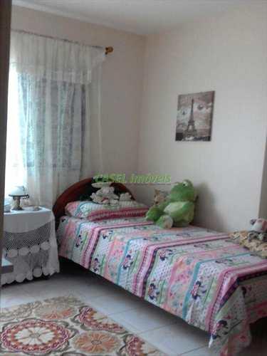 Apartamento, código 803385 em Praia Grande, bairro Guilhermina