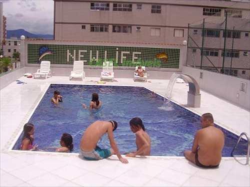Apartamento, código 803407 em Praia Grande, bairro Aviação