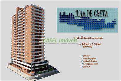 Apartamento, código 802881 em Praia Grande, bairro Canto do Forte