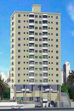 Apartamento, código 802804 em Praia Grande, bairro Caiçara