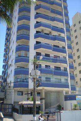Apartamento, código 802787 em Praia Grande, bairro Guilhermina
