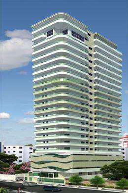 Apartamento, código 802702 em Praia Grande, bairro Guilhermina
