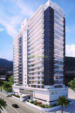 Apartamento, código 802700 em Praia Grande, bairro Guilhermina