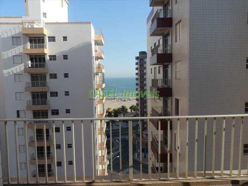 Apartamento, código 803357 em Praia Grande, bairro Guilhermina
