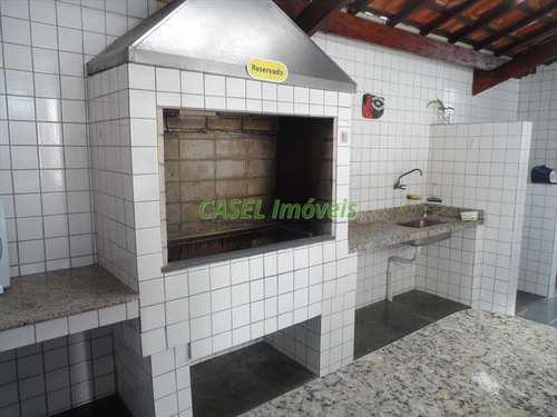 Apartamento, código 803343 em Praia Grande, bairro Guilhermina
