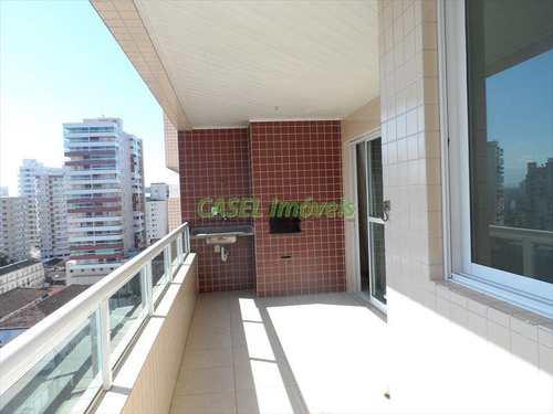 Apartamento, código 803317 em Praia Grande, bairro Guilhermina