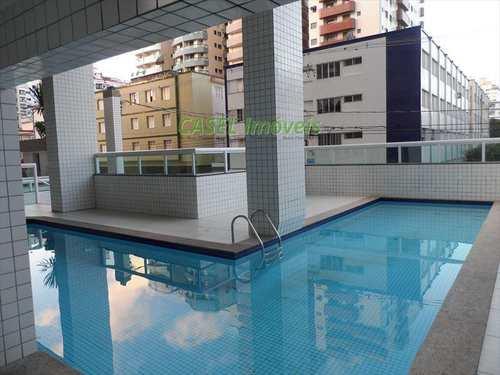 Apartamento, código 803318 em Praia Grande, bairro Guilhermina