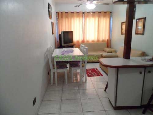Apartamento, código 803316 em Praia Grande, bairro Guilhermina