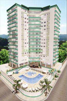 Apartamento, código 802698 em Praia Grande, bairro Guilhermina