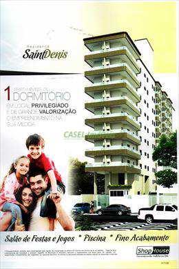Apartamento, código 802600 em Praia Grande, bairro Canto do Forte
