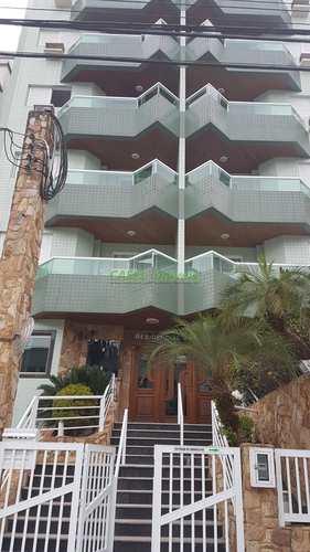 Apartamento, código 802537 em Praia Grande, bairro Guilhermina