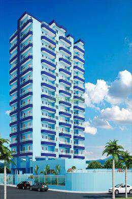 Apartamento, código 802480 em Praia Grande, bairro Caiçara