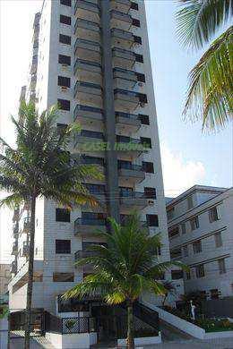 Apartamento, código 802229 em Praia Grande, bairro Guilhermina