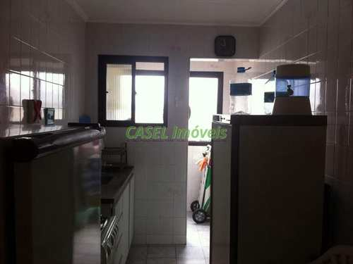 Apartamento, código 803299 em Praia Grande, bairro Guilhermina