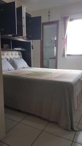 Apartamento, código 803430 em Praia Grande, bairro Guilhermina